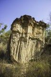 Glebowy słup Cudowny Obrazy Stock