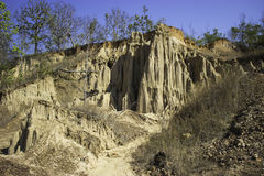 Glebowy słup Cudowny Zdjęcia Stock