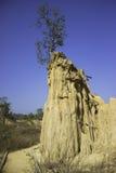 Glebowy słup Cudowny Fotografia Royalty Free