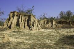 Glebowy słup Cudowny Zdjęcie Royalty Free