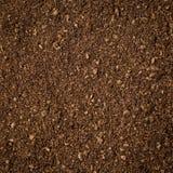 Glebowy torfowiskowego mech brudny tło i tekstura Zdjęcia Stock