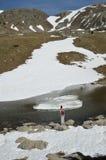 Gleczeru krajobraz Madriu-Perafita-Claror dolina Zdjęcia Royalty Free