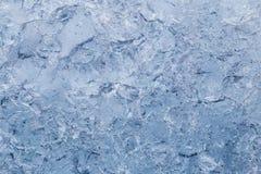 gleczeru lodu Zdjęcia Royalty Free