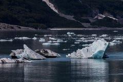 gleczeru lodu Obraz Stock