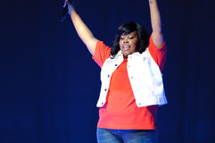 Glee Tour Royalty Free Stock Image