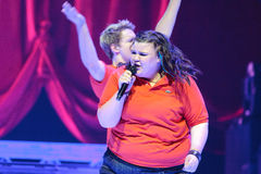 Glee Tour Royalty Free Stock Images