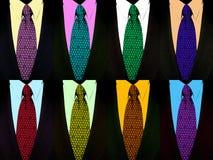 Gleichheit und Klage in der Herausspringenkunst Art Stockfotografie