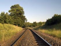 Gleis Stockbild