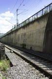 Gleisanlage Lizenzfreie Stockbilder