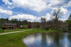Glen Alton Recreation Area Royalty Free Stock Photography