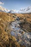 Glen Brittle auf der Insel von Skye stockfoto