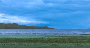 Glen Brittle Bay, isola di Skye Immagini Stock Libere da Diritti