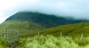 Glen Brittle, isola di Skye Fotografia Stock