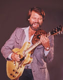 Glen Campbell Foto de Stock Royalty Free