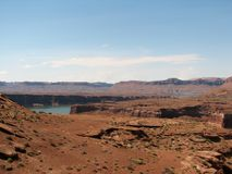 Glen Canyon Royalty Free Stock Images