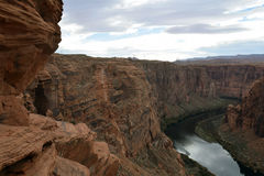 Glen Canyon Arizona Fotos de archivo