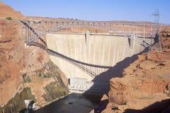 Glen Canyon Dam Royalty Free Stock Photos