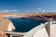 Free Glen Canyon Dam Stock Image - 2686621