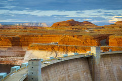 Glen Canyon Dam Stockfotos