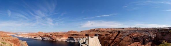Glen Canyon Dam Stock Afbeeldingen