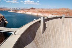 Free Glen Canyon Dam Royalty Free Stock Image - 6896616