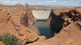 Glen Canyon Dam Stock Photos