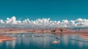 Glen Canyon Dam stockfotos