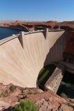 Glen Canyon Dam / Lake Powell Royalty Free Stock Image