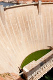 Glen Canyon Dam near Page, Arizona. Stock Image
