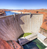Glen Canyon Dam Stock Image