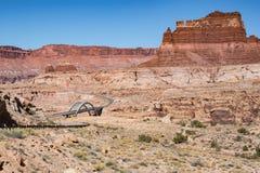 glen canyon krajowego obszaru wypoczynek Zdjęcie Stock