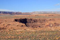 Glen canyon Royalty Free Stock Photography