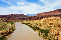 Glen Canyon National Recreation Area Royalty Free Stock Photos