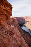 Glen Canyon Overlook Stock Photos