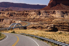 Glen canyon recreation area Stock Images