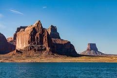 Glen Canyon Recreation Area Stock Image