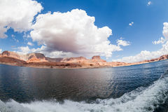 Glen Canyon Recreation Area Stock Photography