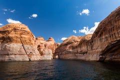 Glen Canyon Recreation Area Royalty Free Stock Photos