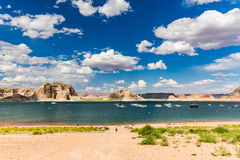 Glen Canyon Recreation Area Royalty Free Stock Image