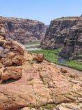 Glen Canyon in Süd-Utah stockfotos