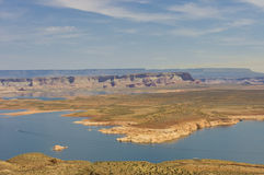 Glen Canyon scenic view Royalty Free Stock Image