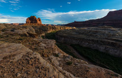 Glen Canyon at Sunset Royalty Free Stock Photography