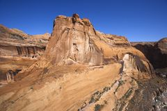 Glen Canyon, Utah. Stock Photography
