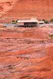 Glen canyon visitors center Stock Images