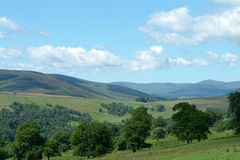 Glen Clova, Scotland Royalty Free Stock Photo