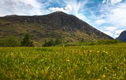 Glen coe Royalty Free Stock Images