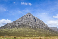 Glen coe rannoch moor highlands scotland Stock Images