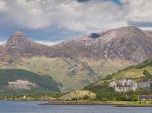 Glen Coe, schottische Hochländer lizenzfreies stockfoto