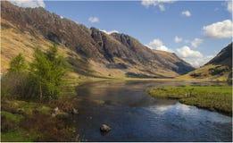 Glen Coe - Schottland lizenzfreie stockfotos