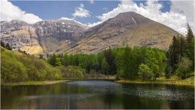 Glen Coe - Schottland lizenzfreies stockfoto